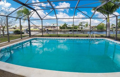 Pool Cages Cape Coral: Your Checklist Before Spring Swimming