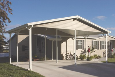 Protect Your Property with a High Quality Aluminum Carport